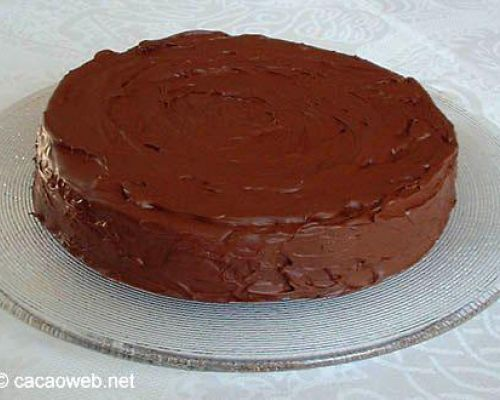 Torta  al  Cioccolato - Chocolate Cake